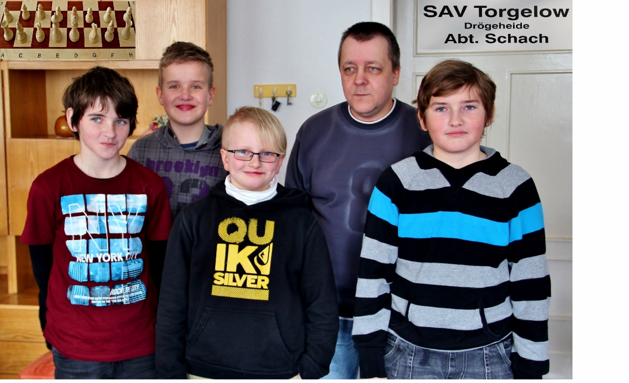 Jugendliga Staffel Ost 6.-7. Rd. 2013 Torgelow